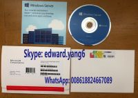 Server 2016 R2 Genuine /Original License Key Code COA Sticker DVD retail sealed packing box