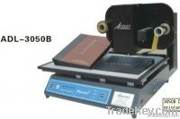 Digital foil printer , digital flat printer, Plateless