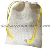 CUSTOM 100% Cotton Calico Muslin Anode Sample Mining Bags
