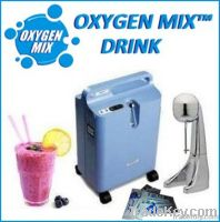 Equipment for oxygen drink