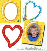 magnetic photo holder, picture frame fridge magnet