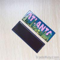Souvenir tinplate fridge magnet sticker