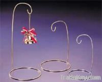 Smooth Wire Ornament Holder