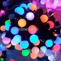 Christmas LED Lights (Round Ball)