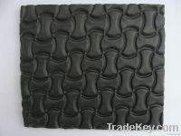 EVA  rubber foam shoe material sheet