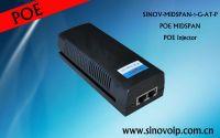 Single Port Gigabit Power Over Ethernet PoE Injector
