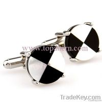 mother of pearl cufflink