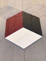 Rhombus 3D Parquet