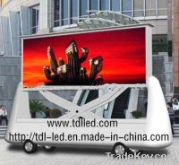 P10 Outdoor full color Car LED Display