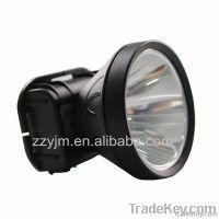 Rechargeable LED Headlight/ Headlamp/ Miner's Lamp