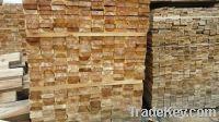 Eucalyptus sawn timber