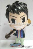 cartoon and figurine toy