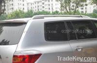 car roof luggage rack Aluminum material for Hyundai IX35