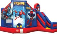 Bouncer Slide Combos, Inflatable Slide, Inflatable Bouncy slide,