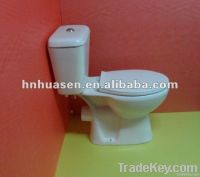 Bathroom Ceramic Two Pieces Toilet withCE