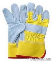 Split Leather 707 Working Gloves