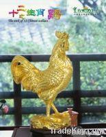 gold leaf gilding animals