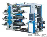 GD-6800 6 colors flexo printing machine