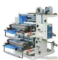 GD-21000 Double-color Flexographic Printing Machine