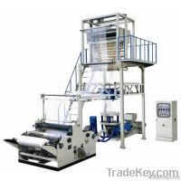 GD-85X2 double layers PE film blowing machine