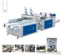 600 vest bag making machine