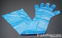 Disposable Plastic Veterinary Glove Making Machine
