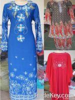 Jubah/Abaya, Kaftan & Baju Kaurung