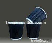 corrugated cups