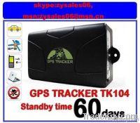 Original online sim card 60 days stangdby time gps 104