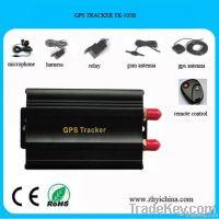 2012 Gps car tracker tk103