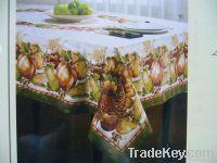 polyster jacquard table