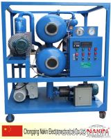 Series ZYD Double-stage vacuum transformer oil purification