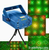 RG Mini Laser With 6 Patterns (130mw)