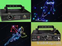 RGB Cartoon Laser (700MW)