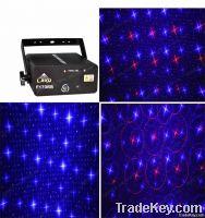 650MW RB multi star & firefly  laser light