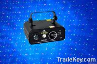 200MW RG firefly laser with blue LED