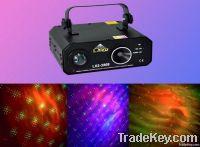 200mw RG laser with RGB LED lighting
