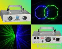 140MW GB two head beam laser light show