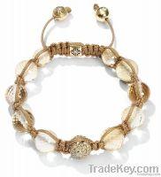 Charm Bracelet , shamballa crystal bracelet , fashion style AAXF47