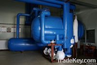 Freonpump solution feed system