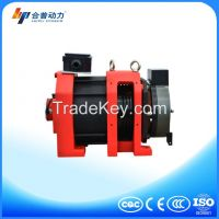 Home lift gearless traction machine