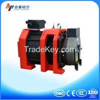 Passenger elevator motor