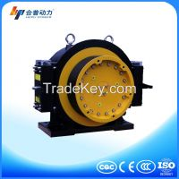 Gearless traction machine high quality best price 800KG