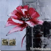 decoration picture on canvas