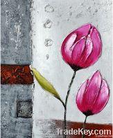 Hotsale Flower art Painting