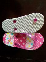 Women beach slippers