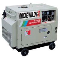 air cooling diesel generating sets (2-5.5kva)