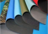 neporene rubber CR SBR coated fabric diaphragm