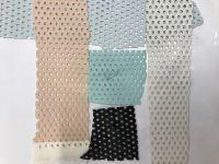 PU PVC COATED FABRIC peforate