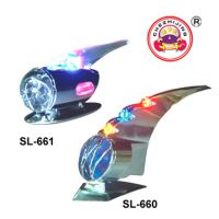 LED Wind-power Car Lamps